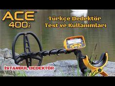 Garrett Ace 400 İ Türkçe Kullanımı ✅ Dedektör Nasıl Kullanılır.
