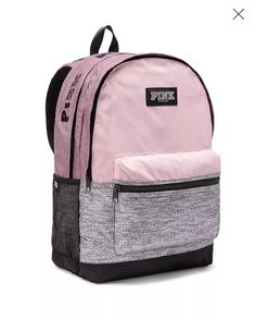 online shopping for VS Pink Victoria s Secret PINK New Campus Backpack  (Chalk Rose) from top store. See new offer for VS Pink Victoria s Secret  PINK New ... f6e014242aafd
