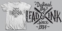 Mintees - Tees - Lead & Ink i want this shirt but i can't find it anywhere! anyone know?!