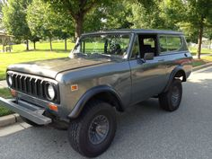 1980 International Harvester : Other Base Sport Utility 2-Door in International Harvester | eBay Motors