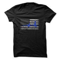 The Thin Blue Line ヾ(^▽^)ノ Pulse FlagThe Thin Blue Line Pulse Flagpolice thinblue flag