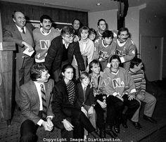 Zapping de Marina Orsini - Lance et Compte //// Montreal (QC) CANADA - File photo - circa 1986 - Lance et Compte - season 1
