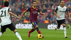 2014-02-01 FC Barcelona - Valencia (2-3)
