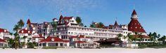 hotel del coronado | Hotel del Coronado. Image from the Hotel del Coronado website.