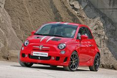 Pogea Racing Fiat 500 Abarth  Pogea Racing Products are available exclusively at 500 MADNESS.