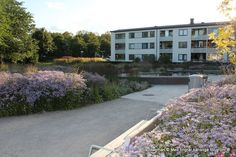 Skärholmen Park by Piet Oudolf