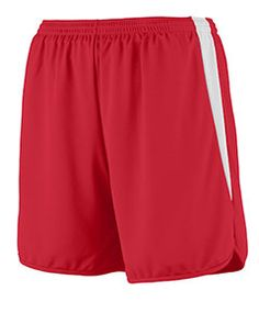 345 Augusta Drop Ship Adult Wicking Polyester Short