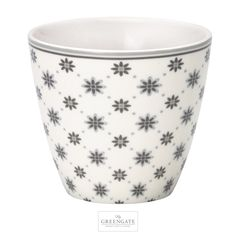 GreenGate latte cup Laurie white AW16