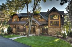 Powerfully Primitive: Huge house located in Minneapolis, has a stunning archaic feel