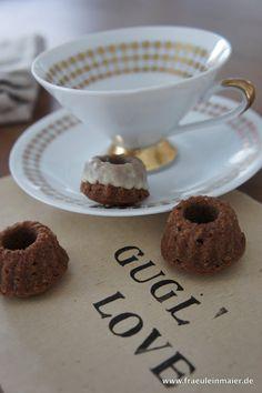 Gugl Love - saftige Nutella Gugl mit weisser Schokolade