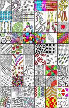 art doodling for journal art - inspiration