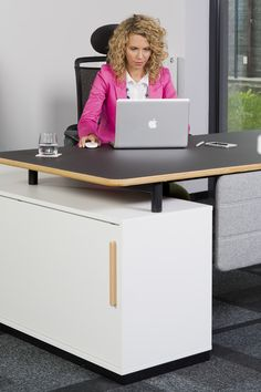 22% of employees choose a separated place to work more efficiently.   #MakeYourSpace #PeopleProcessPlace #FurnitureDesign #ManagerialOffice
