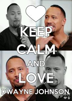 Dwayne The Rock Dwayne Johnson, Rock Johnson, Dwayne The Rock, Vin Diesel The Rock, Keep Calm And Love, Fast And Furious, Most Beautiful Man, Old Hollywood, Cute Guys