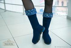 b3fbb0f14 Купить Сапоги валяные Зимние узоры в интернет магазине на Ярмарке Мастеров