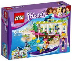 LEGO Friends 41315 : Le magasin de plage - Juin 2017