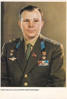 All Cosmonauts of USSR