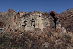 Монастырь Аратес. VII век ~~ Arates Monastery, 7th Century ~~ Arates, Vayots Dzor, Armenia