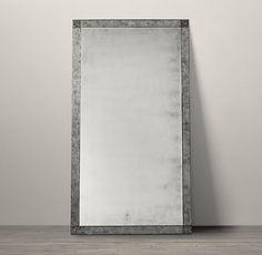 Palazzo Antiqued-Glass Leaner Mirrors