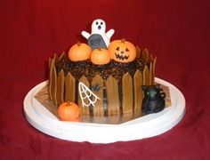 1000+ images about Halloween Food, Treats, cakes and more on Pinterest ...