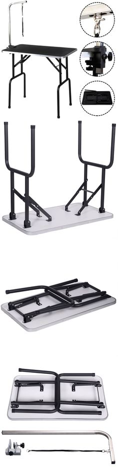 Grooming Tables 146241: 32 Z-Lift Pet Dog Adjustable Grooming Table W/Armandnoose -> BUY IT NOW ONLY: $54.99 on eBay!