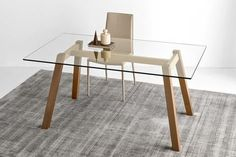 Connubia T-Table Rectangular Table
