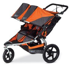 BOB Revolution Pro Duallie Stroller - THE 5 EASIEST DOUBLE STROLLERS TO PUSH AND STEER WITH ONE HAND 2016