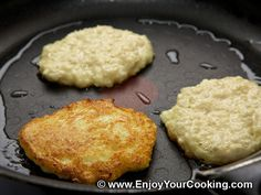 cauliflower recipes | Cauliflower Pancakes Recipe | My Homemade Food Recipes ...