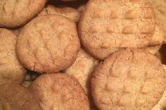 Englische Ingwer - Kekse