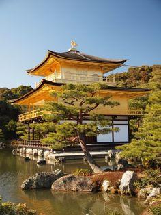 Kinkaku-ji #japan #kyoto
