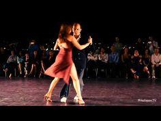 Ciccio Aiello & Sofia Galanaki, 1-3, International Istanbul Tango Festival 2014 - YouTube