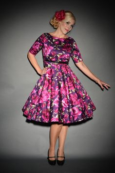 deadly is the female is a somerset based boutique and web shop specialising in vintage style