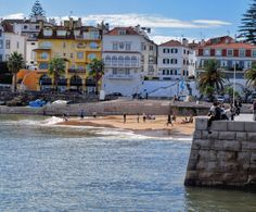 Cascais in the region of Sintra in Portugal