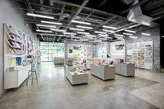 Museum Shop for WeeGee Exhibition Center | Aivan – A Progressive Design and Innovation Agency