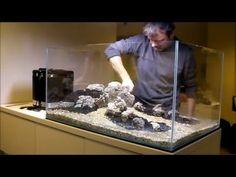 "peHa:68 - Zakładanie akwarium naturalnego - ""Four"" - YouTube"