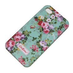 Cath Kidston iPhone 4 Case Green