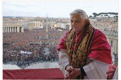 Erster deutscher Papst nach 1000 Jahren: Papst Benedikt (2005 - 2013 )