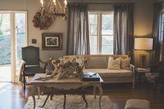 TRAVEL — Caroline Margaret Studio | Nashville Style Blog, The Z Bed and Breakfast, southern french antique style, interior decor, oxford mississippi
