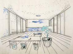 Charlotte Perriand, la maison au bord de l'eau, 1934, Louis Vuitton, Design Miami, 2013