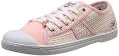 Le Temps des Cerises  Ltc Basic 02,  Damen Sneaker , Pink - Pink - Rose (Twinkle Pink) - Größe: 39 - http://on-line-kaufen.de/le-temps-des-cerises/39-eu-le-temps-des-cerises-ltc-basic-02-damen-25