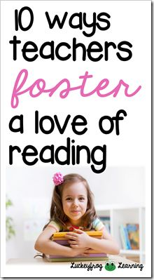 We all want our kids to actually enjoy reading... love these practical tips for making it happen!