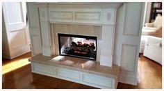 Peterson See Thru Gas Logs. Fireplace Logs, Gas Logs, Hearth, Southern, Home Decor, Log Burner, Home, Decoration Home, Room Decor