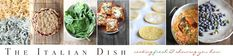 """The Italian Dish - one of the BEST """"how to"""" sites there is when it comes to learning a new type of cuisine, or a new techinique for an old recipe."""