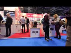 BVE2015 visitor footage - YouTube