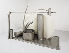 Annely Juda Fine Art | Exhibitions | Anthony Caro: The Last Sculptures (2014)