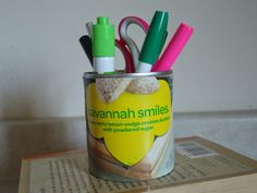 DIY Pencil Holder: What To Do With Girl Scout Cookie Boxes