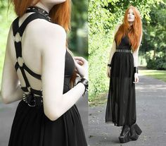 Epic 30 Dress Goth in Summertime https://fazhion.co/2017/04/05/30-dress-goth-summertime/ -In this Article You will find many Dress Goth in Summertime Inspiration and Ideas. Hopefully these will give you some good ideas also.