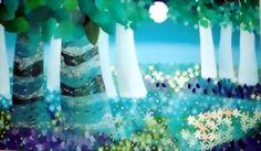 archivio - case alberi notte mare sogno