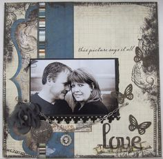 Scrapbook Central Page 9 « » Layouts