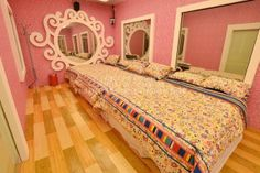 Girls bed room look Bed Room, Girls, House, Furniture, Home Decor, Dormitory, Toddler Girls, Decoration Home, Daughters