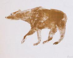 Bear - Elisabeth Frink